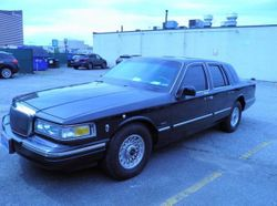 1997 Lincoln Town car - EF