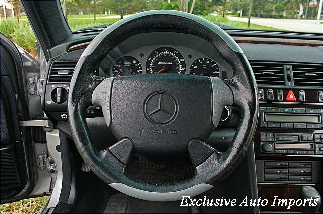 1997 Mercedes-Benz C-Class C36 - Click to see full-size photo viewer