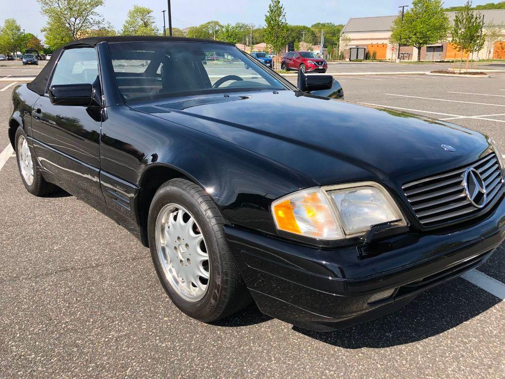 1997 used mercedes benz sl class sl320 2dr roadster 3 2l. Black Bedroom Furniture Sets. Home Design Ideas