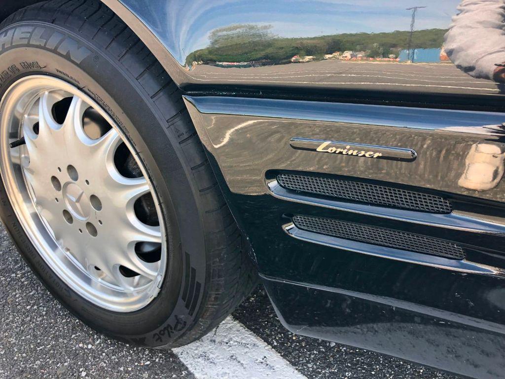 1997 Mercedes-Benz SL-Class SL320 2dr Roadster 3.2L - 15058914 - 10