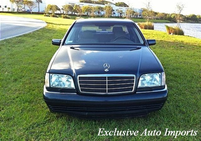1997 Mercedes-Benz S-Class S420 4dr Sdn 4.2L - Click to see full-size photo viewer