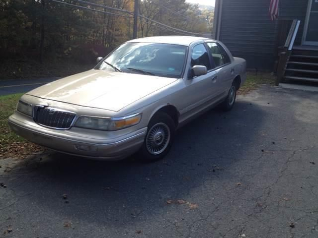 1997 used mercury grand marquis 4dr sedan gs at auto king sales inc serving westchester county. Black Bedroom Furniture Sets. Home Design Ideas