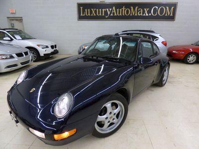 1997 Porsche 911  Coupe