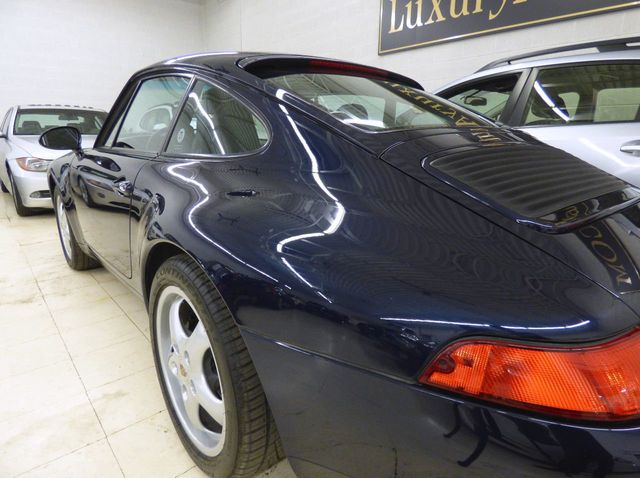 1997 Porsche 911  - Click to see full-size photo viewer