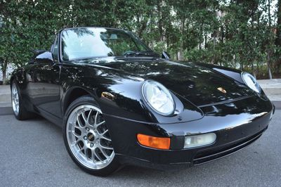 1997 Porsche 911 Carrera 1997 Porsche 911 Carrera - 993 - Click to see full-size photo viewer