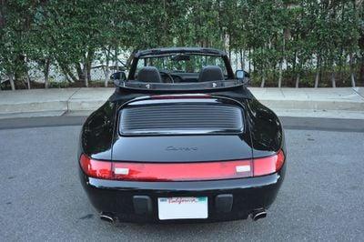 1997 Porsche 911 Carrera 1997 Porsche 911 Carrera - 993 - Click to see full-size photo viewer