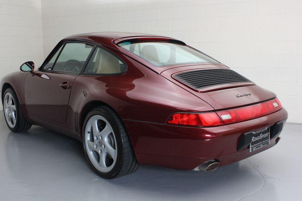 1997 Porsche 911 Carrera 2dr Coupe 6 Speed Manual