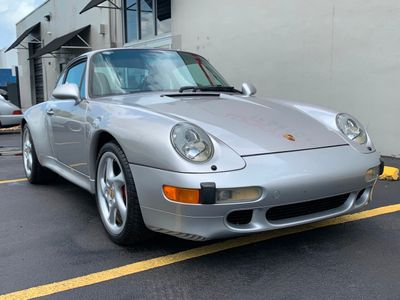 1997 Porsche 911 Carrera 4S  - Click to see full-size photo viewer