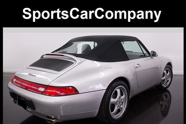 1997 Porsche 911/993 993 Cabriolet - 15108076 - 9
