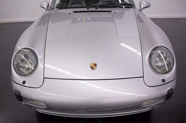 1997 Porsche 911/993 993 Cabriolet - 15108076 - 10