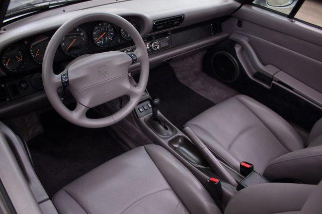 1997 Porsche 911/993 993 Cabriolet - 15108076 - 16