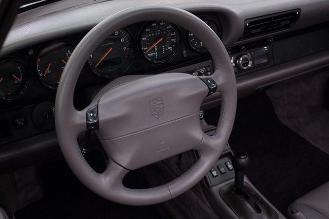 1997 Porsche 911/993 993 Cabriolet - 15108076 - 18