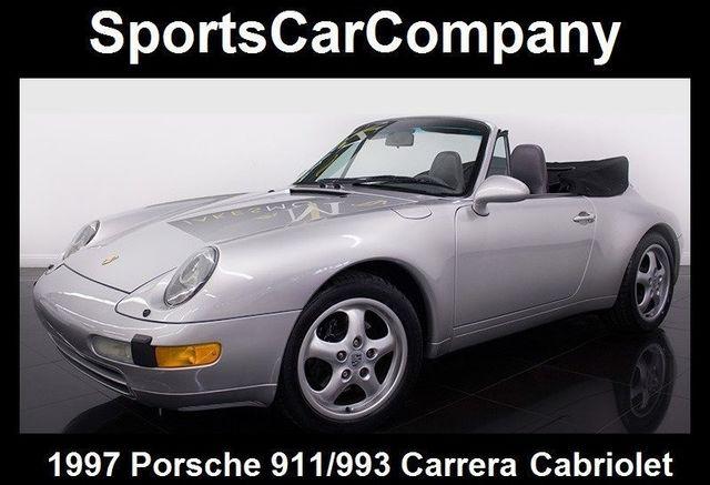 1997 Porsche 911/993 993 Cabriolet - 15108076 - 2