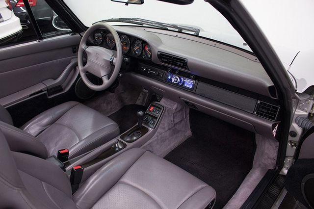 1997 Porsche 911/993 993 Cabriolet - 15108076 - 30