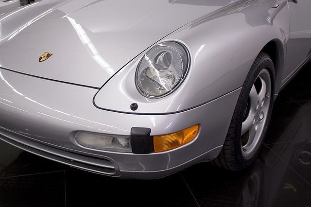 1997 Porsche 911/993 993 Cabriolet - 15108076 - 36