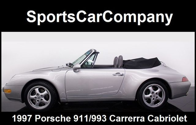 1997 Porsche 911/993 993 Cabriolet - 15108076 - 3