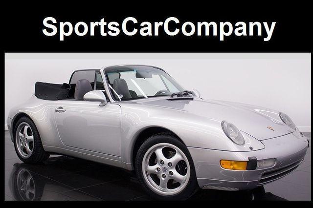 1997 Porsche 911/993 993 Cabriolet - 15108076 - 45