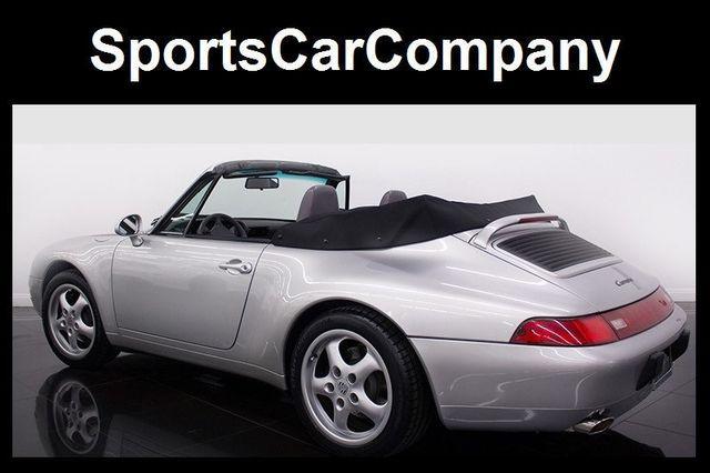 1997 Porsche 911/993 993 Cabriolet - 15108076 - 46