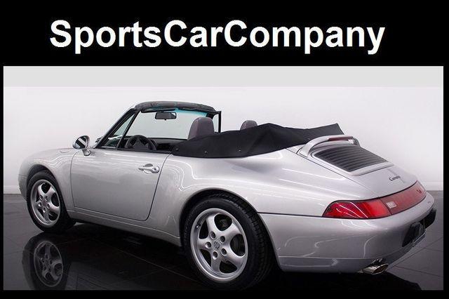 1997 Porsche 911/993 993 Cabriolet - 15108076 - 4