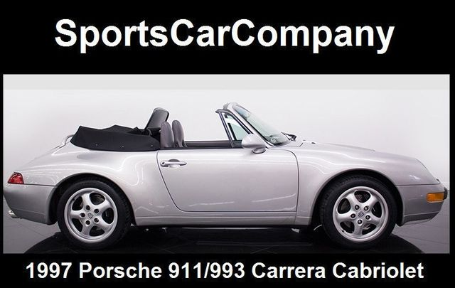 1997 Porsche 911/993 993 Cabriolet - 15108076 - 5