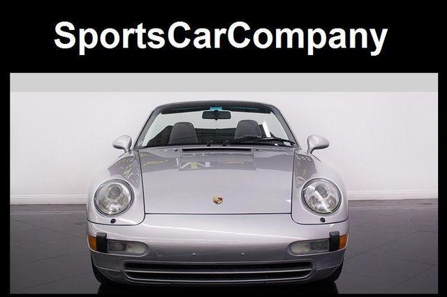 1997 Porsche 911/993 993 Cabriolet - 15108076 - 7