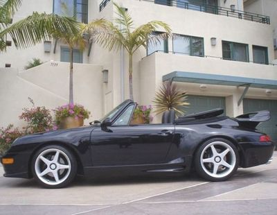 1997 Porsche 993 TURBO WIDE BODY - Click to see full-size photo viewer
