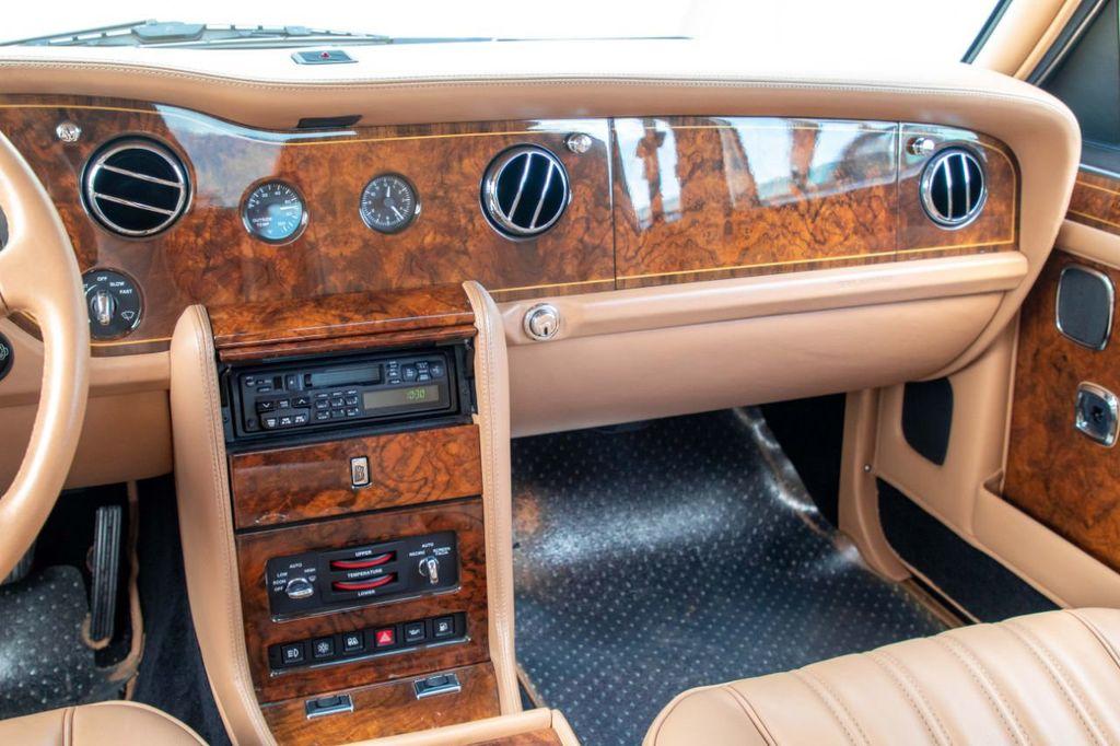 1997 Rolls-Royce Silver Spur Base Trim - 18678485 - 10