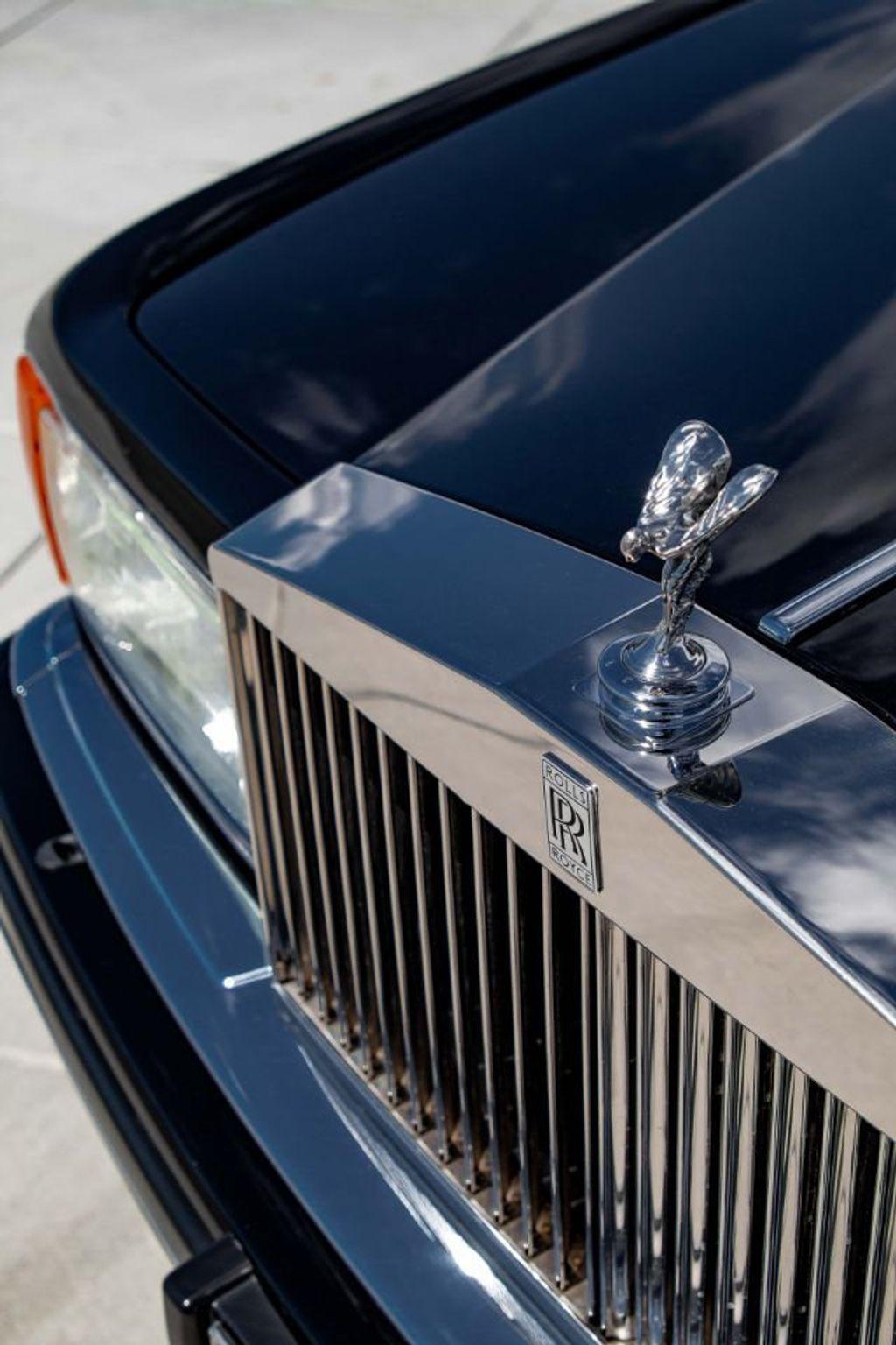 1997 Rolls-Royce Silver Spur Base Trim - 18678485 - 13