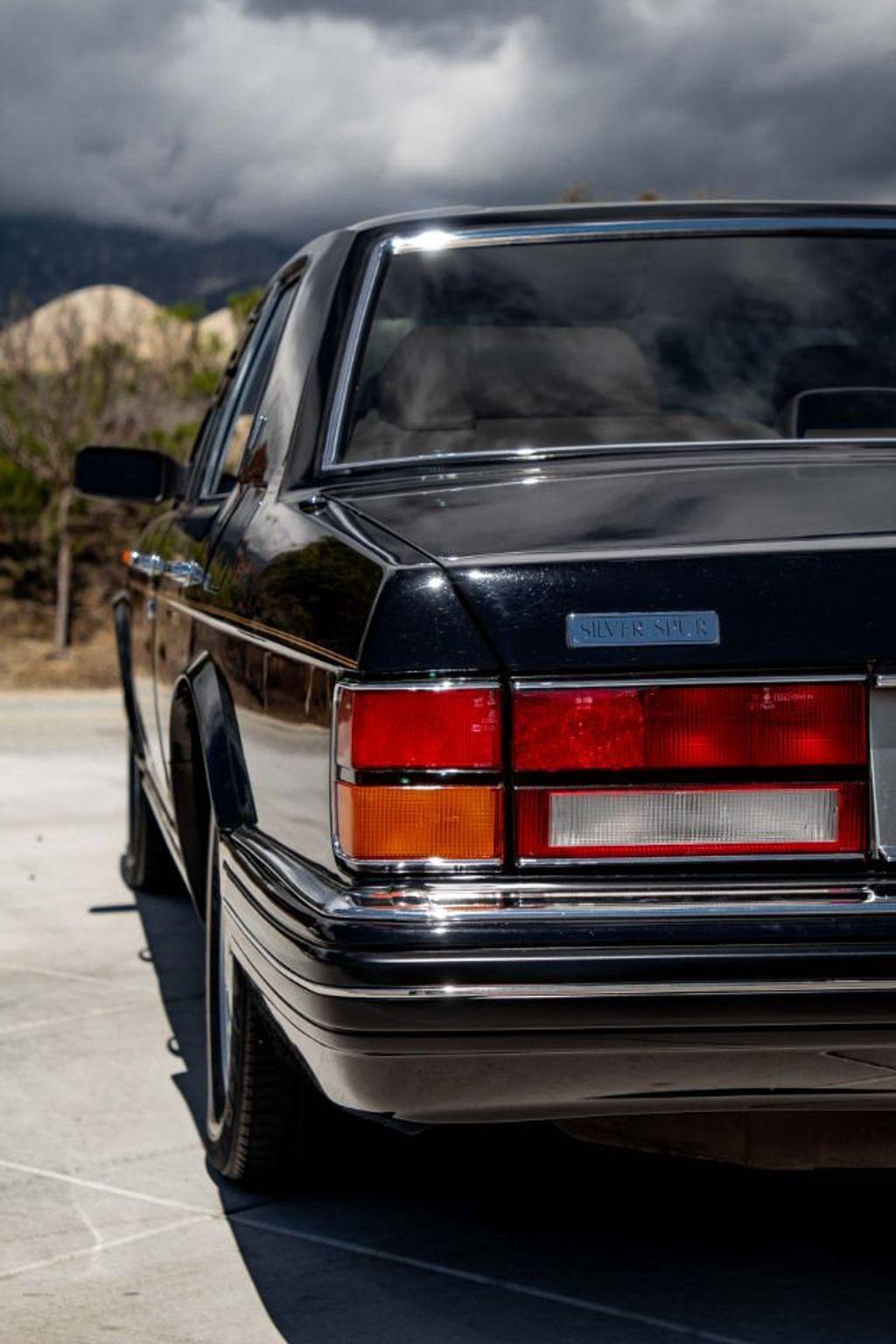 1997 Rolls-Royce Silver Spur Base Trim - 18678485 - 28