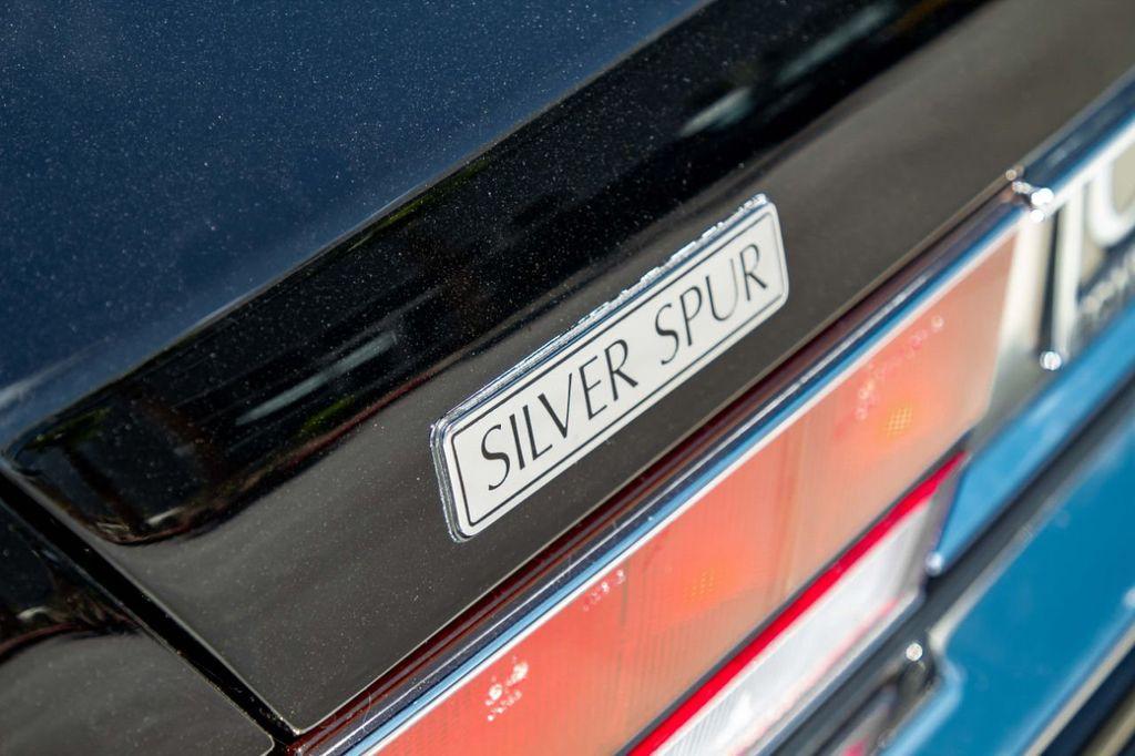 1997 Rolls-Royce Silver Spur Base Trim - 18678485 - 30