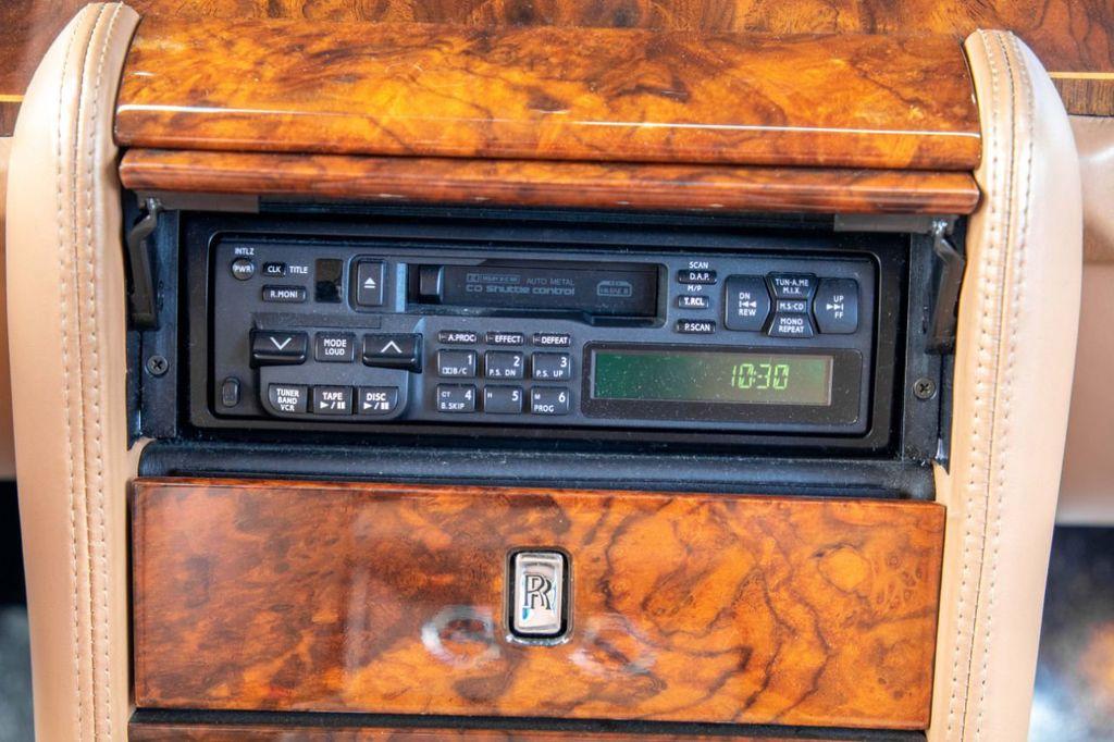 1997 Rolls-Royce Silver Spur Base Trim - 18678485 - 49