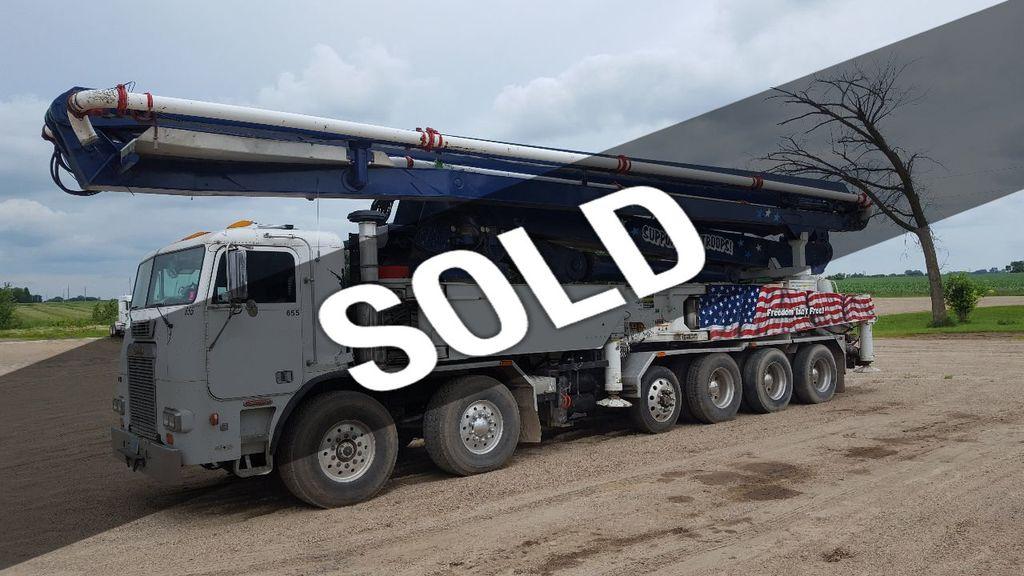 1997 Schwing 52m Freightliner - 17865705 - 0