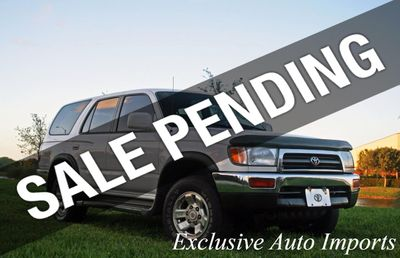 1997 Toyota 4Runner 4dr Auto SUV