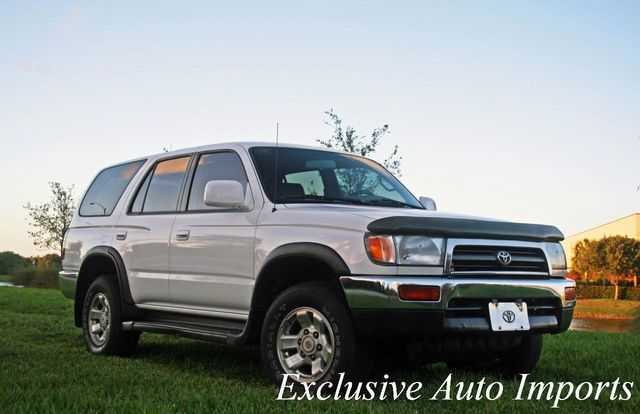 1997 Toyota 4Runner 4dr Auto - Click to see full-size photo viewer