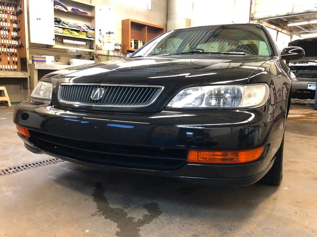 1998 Acura Cl 2dr Coupe 2 3l Manual W Premium Pkg 18574474 0
