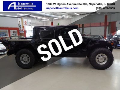 1998 AM General Hummer 4-Passenger Hard Top
