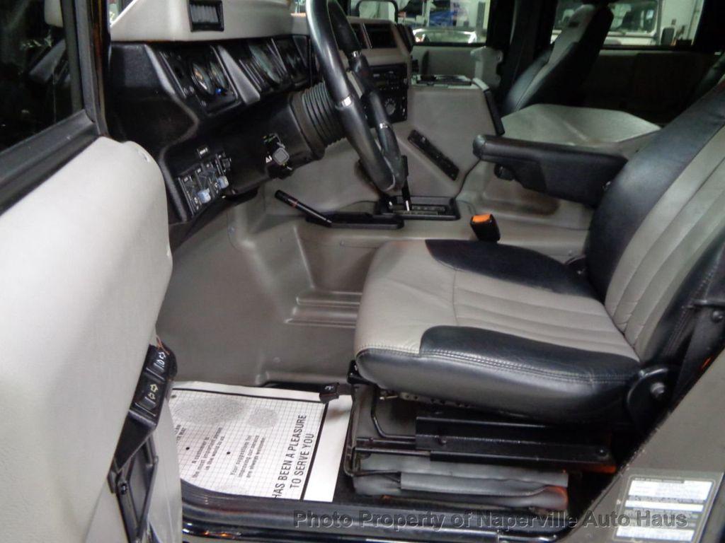 1998 AM General Hummer 4-Passenger Hard Top - 17783328 - 28