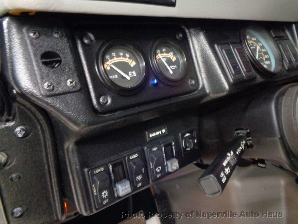 1998 AM General Hummer 4-Passenger Hard Top - 17783328 - 31
