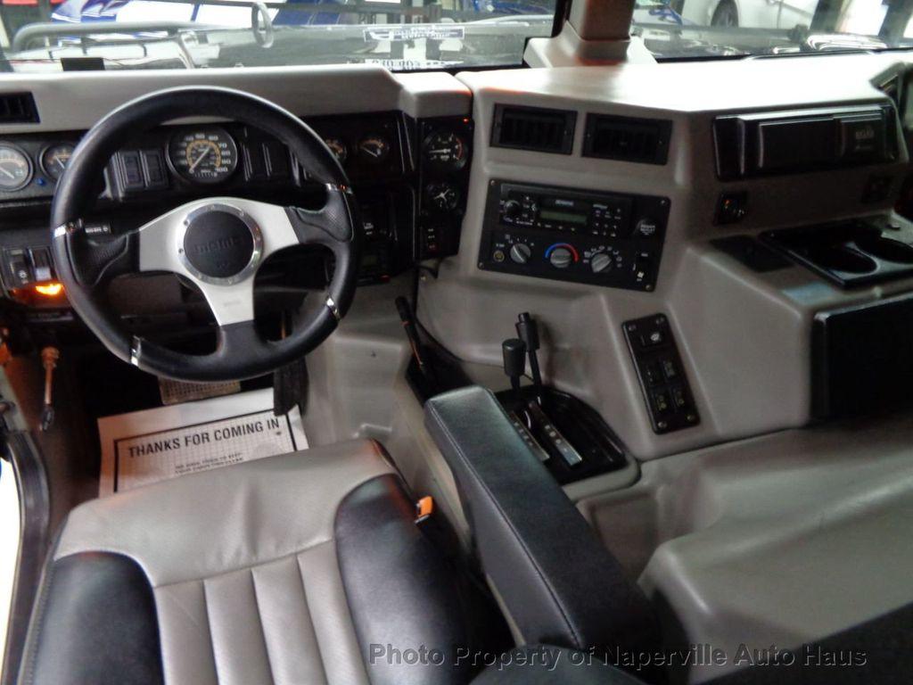 1998 AM General Hummer 4-Passenger Hard Top - 17783328 - 33