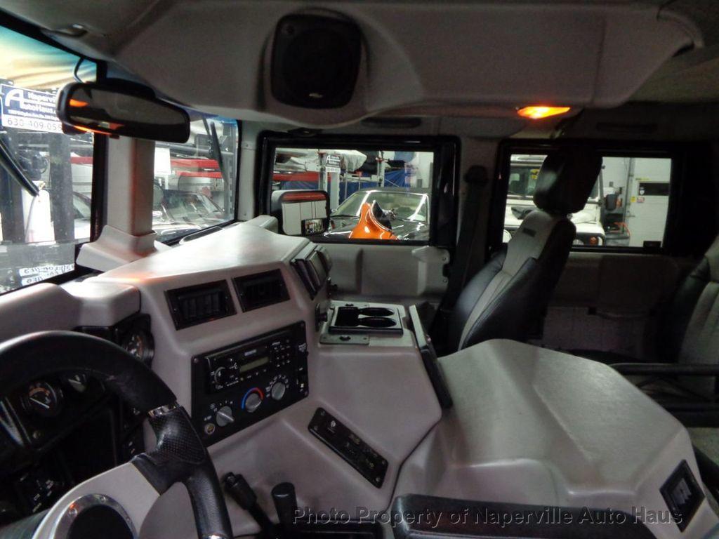 1998 AM General Hummer 4-Passenger Hard Top - 17783328 - 34