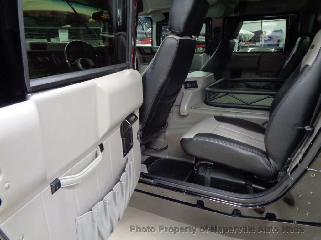 1998 AM General Hummer 4-Passenger Hard Top - 17783328 - 37