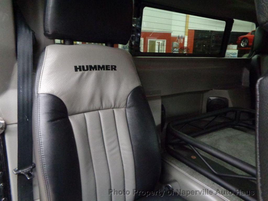 1998 AM General Hummer 4-Passenger Hard Top - 17783328 - 40