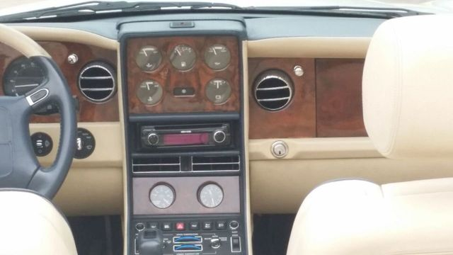 1998 Bentley Azure Luxury Convertible - 16595013 - 15