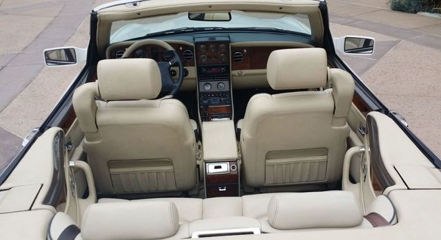 1998 Bentley Azure Luxury Convertible - 16595013 - 18