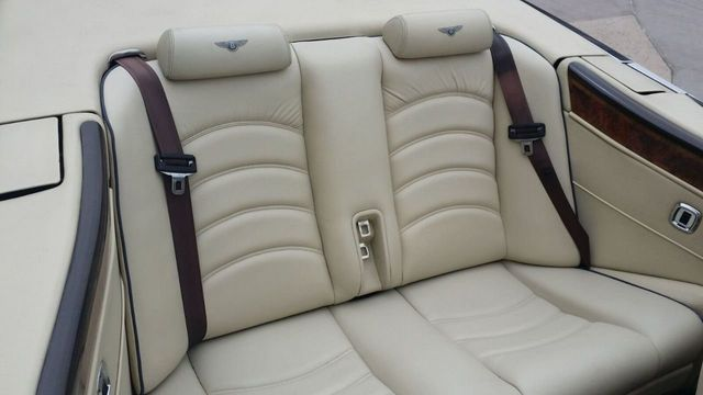 1998 Bentley Azure Luxury Convertible - 16595013 - 25