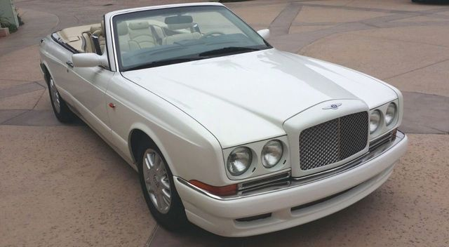 1998 Bentley Azure Luxury Convertible - 16595013 - 30