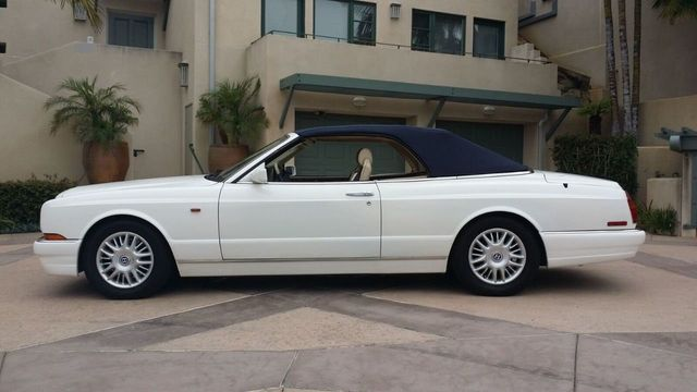 1998 Bentley Azure Luxury Convertible - 16595013 - 34