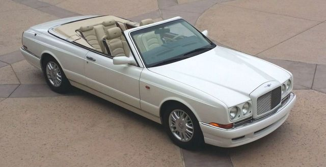 1998 Bentley Azure Luxury Convertible - 16595013 - 35