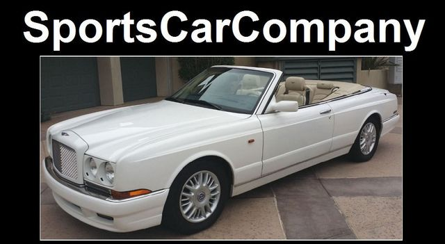 1998 Bentley Azure Luxury Convertible - 16595013 - 3
