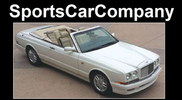 1998 Bentley Azure Luxury Convertible - 16595013 - 4